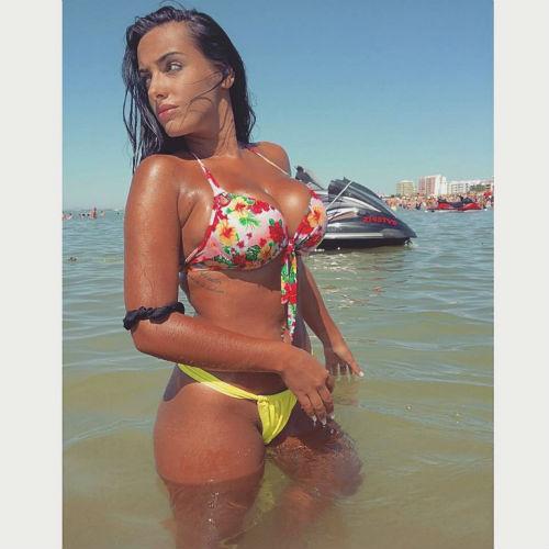 Tuga portuguesa a fazer show com vibrador para o namorado - 2 part 8